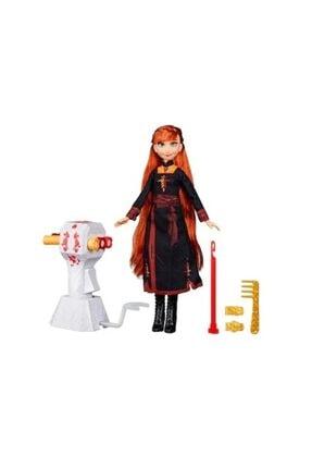 Hasbro Disney Frozen 2 Anna Saç Tasarımı E7003