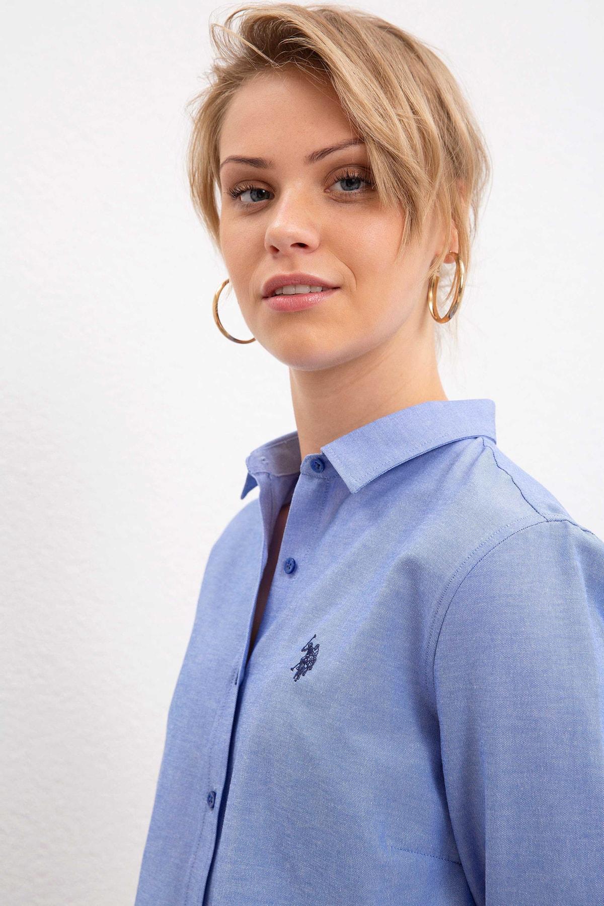 U.S. Polo Assn. Kadın Gömlek G082GL004.000.1177173 2