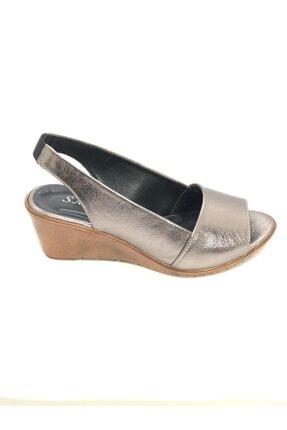 STOKS SHOES STORE Bayan Dolgu Topuklu Ayakkabı