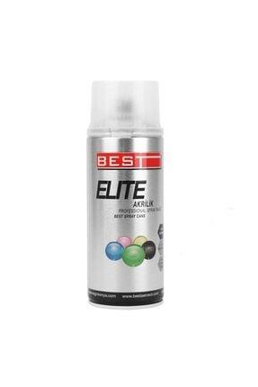 Best Elite Akrilik Hızlı Kuruyan Sprey Boya 400 Ml - Beyaz Eşya Beyazı (renk Kodu: 9301)