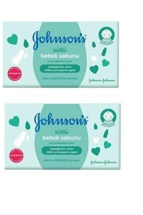 Johnson's Baby Sütlü Bebek Sabunu 100 gr 2 Adet