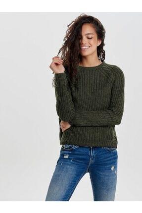 Only LANE L/S O-NECK PULLOVER KNT Kadın Sweatshirt