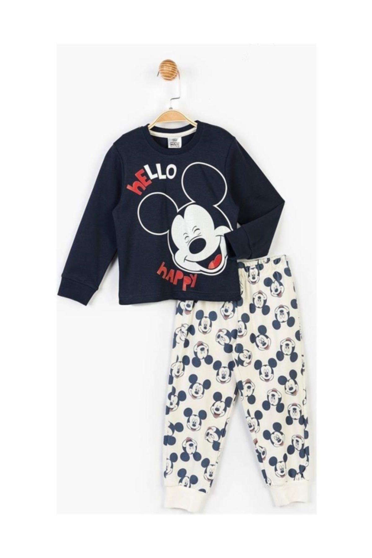 Mickey Mouse Disney Mickey Çocuk 2li Takım 14771 1
