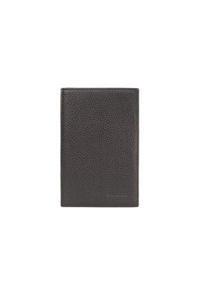 Guzini Deri Pasaportluk Siyah