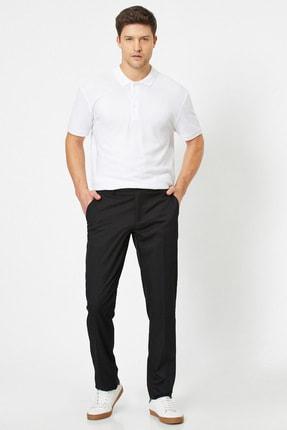 Koton Erkek Siyah Pantolon 9KAP41942NW