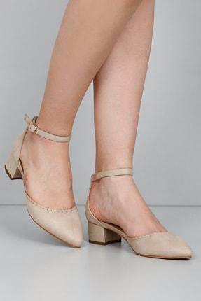 G.Ö.N Gön Kadın Topuklu Ayakkabı 38070