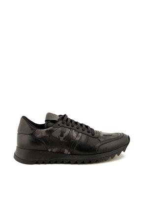 MOCASSINI Siyah-Gri Erkek Sneaker  201Mce002 D2506X