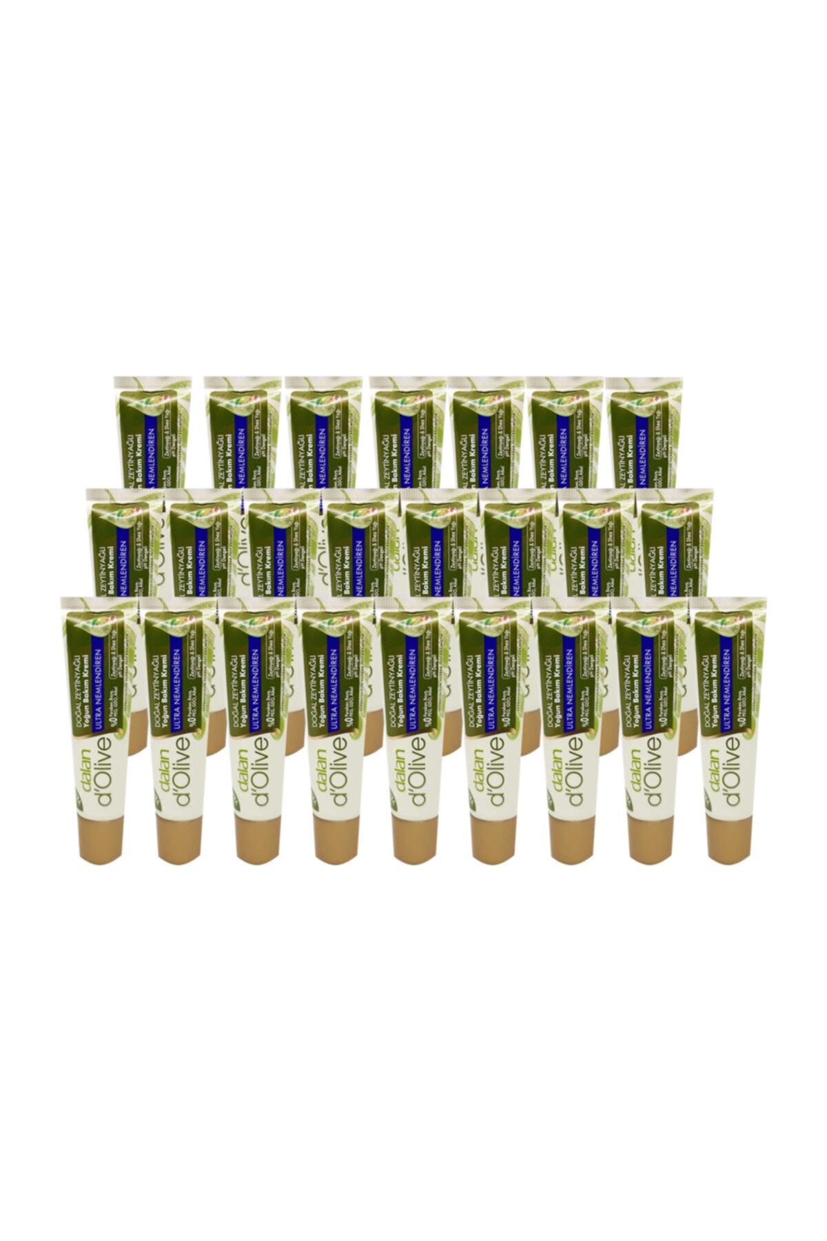 Dalan Dolive Ultra Nemlendiren Bakım Kremi 20 ml 24 Adet 1