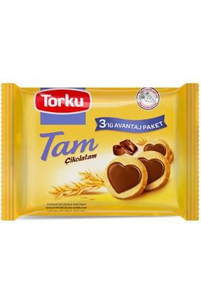 Torku Tam Çikolatam 3'lü 83 gr