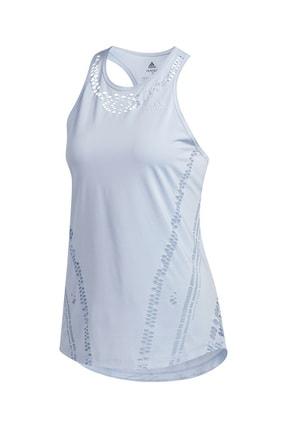 adidas Kadın T-Shirt -  P.blue Tank W  - FJ7024