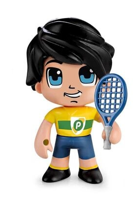 Pinypon Action Tekli Figür PNC00000 - Tenisçi