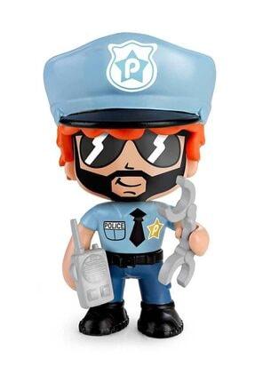 Pinypon Action Tekli Figür PNC00000 - Mavi Polis