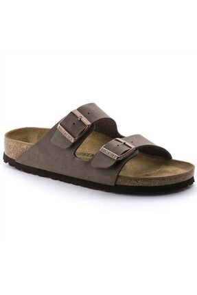 Birkenstock Arizona Terlik & Sandalet - Mocha