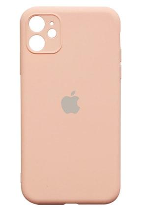 Joyroom Apple Iphone 11 Lansman Kılıf - Pudra Pembe