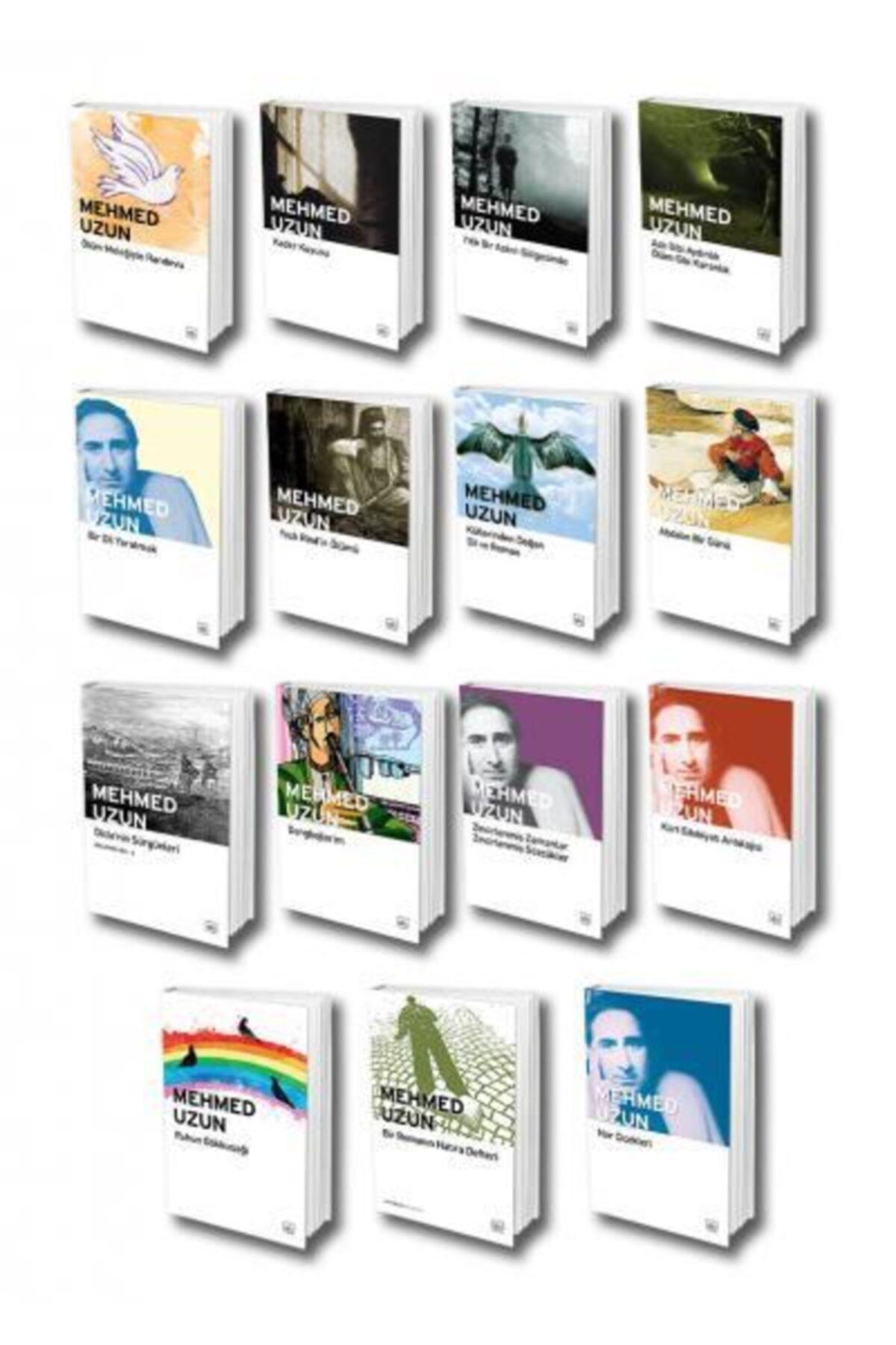 İthaki Yayınları Mehmed Uzun 15 Kitap Takım 1
