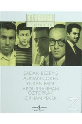 İş Bankası Kültür Yayınları Çağdaşlar Güzel Sanatlar Akademisi 51' Mezunları