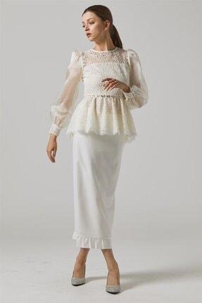 Kayra Bluz-optik Beyaz Ka-b20-10038-02