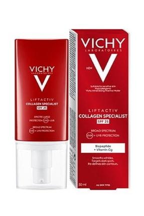 Vichy Vıchy Lıftactıv Collagen Specialist Spf25 ?(skt 11/2022)
