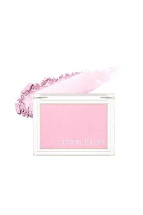 Missha Kadife Dokulu Allık Cotton Blusher (Lavender Perfume) 8809581444393