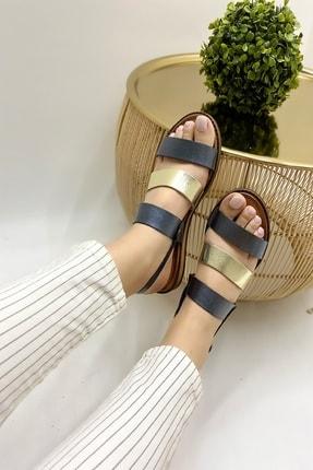Ülkü Yaman Collection Kadın Hakiki Deri Sandalet