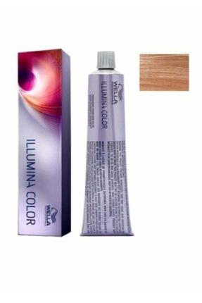 Wella İllumina 10/36 En Açık Altın Viyole Kumral Saç Boyası 60 ml