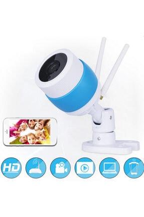 Angel Eye Angeleye Ks-513 Sd Slot Hd Gece Görüşlü Çift Antenli Ip Kamera