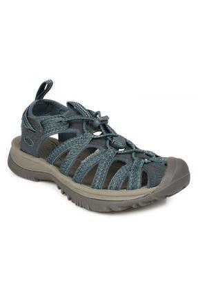 Keen 1003717 Z Whisper Outdoor Mavi Kadın Sandalet