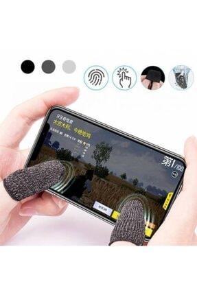 MobileGaraj 1 Çift Pubg Ve Diğer Oyunlar Için Hızlı Tetik Oyun Uzy Parmak Eldiveni