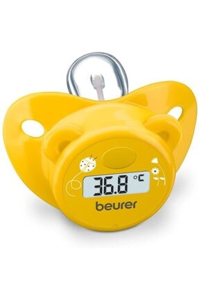 Beurer By 20 Emzik Bebek Ateş Ölçerli Termometre Alman Mali