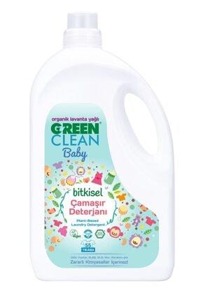 Green Clean Baby Sıvı Çamaşır Deterjanı 2,75 lt.