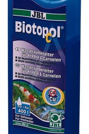 JBL Biotopol C100ml Kabuklu-karides Su Düzenleyici