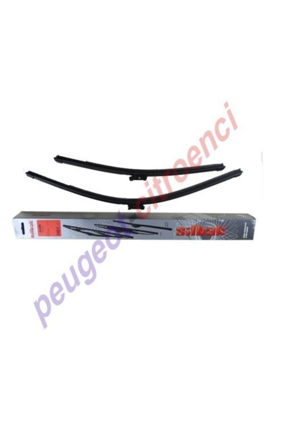 Silbak On Cam Sılecek Supurgesı Sag / Sol (800 / 680mm] 3008-5008 09-16 1