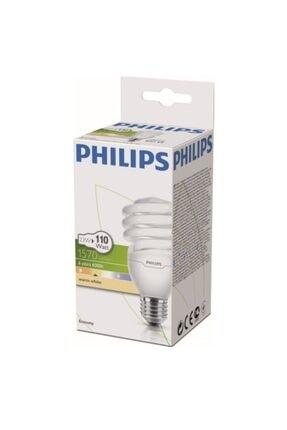 Philips Ev Aydınlatmaları Sarı 6 Adet Economy twister 23w E27 Normal Duy Ampul