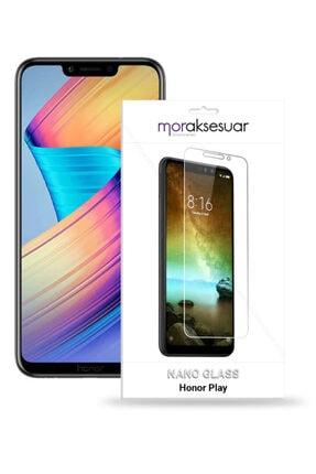 HONOR Huawei Play Nano Kırılmaz Cam Ekran Koruyucu Ince Esnek