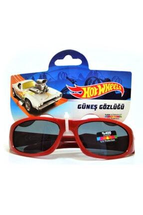 HOT WHEELS Erkek Çocuk Kırmızı Güneş Gözlüğü Uv 400