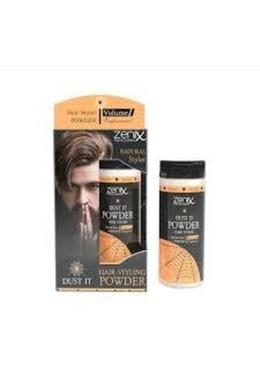 Zenix Powder Saç Şekillendirici Pudra Naturel - Erkek Saç Şekillendirici