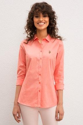 U.S. Polo Assn. Kadın Gömlek G082SZ004.000.982281
