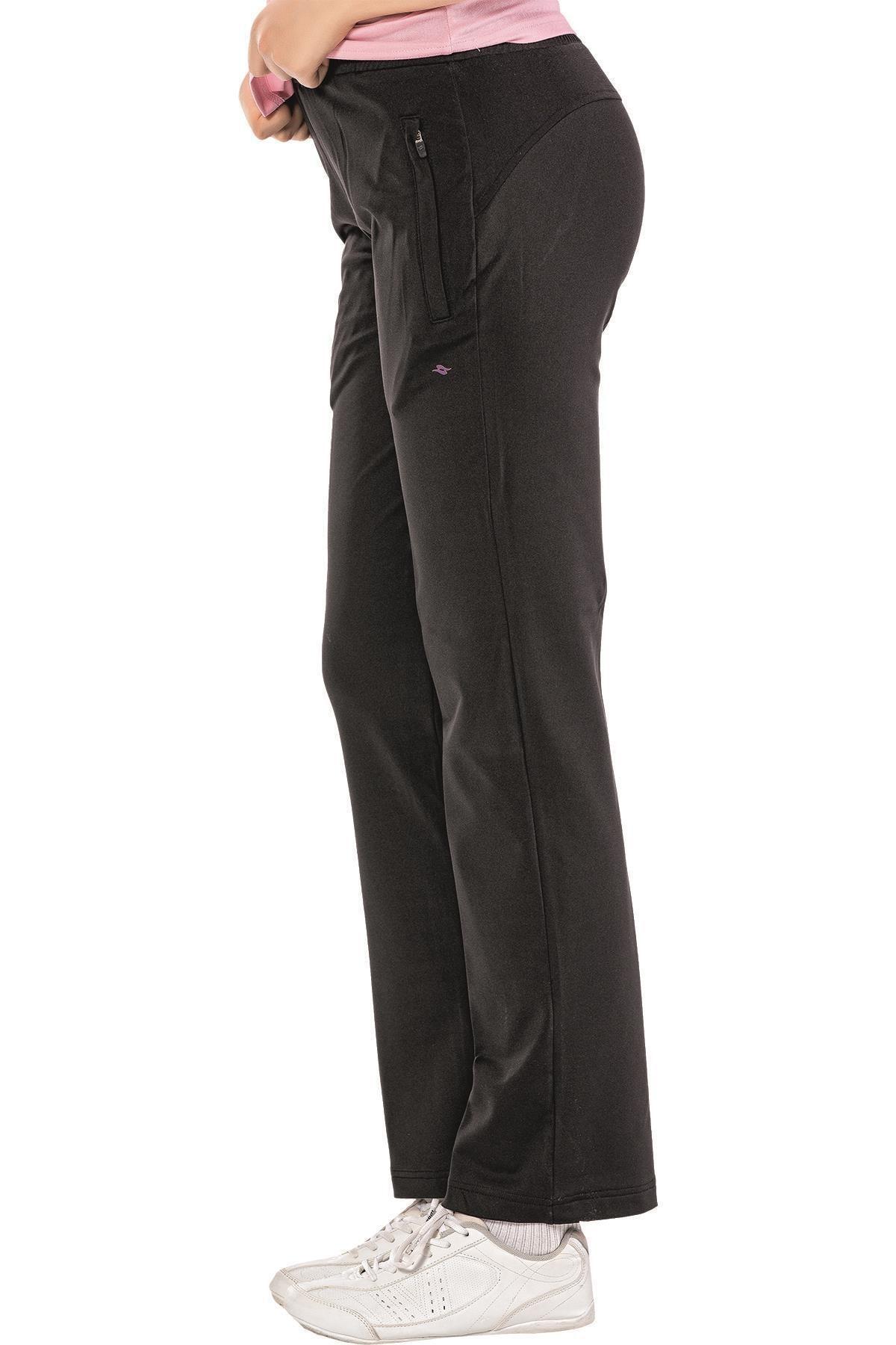 Crozwise Kadın Lacivert Dalgıç Pantolon 1