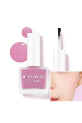 Missha Doğal Görünüm Sunan Likit Allık A'PIEU Juicy-Pang Water Blusher (VL01)8809530069097