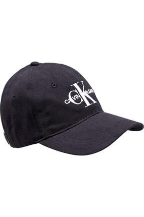 Calvin Klein Monogram Logolu Kadın Şapka