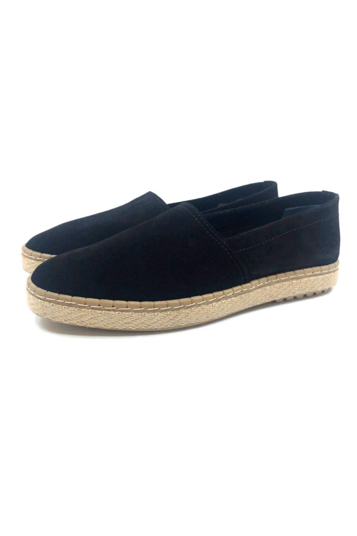 TETRİ Erkek Hakiki Süet Termo Taban Klasik Ayakkabı 2