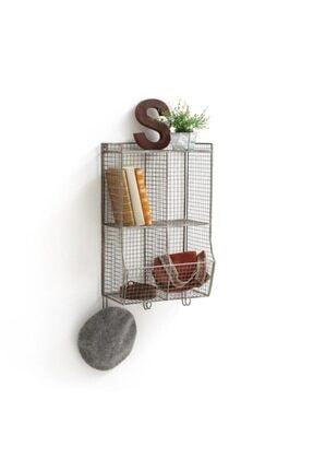 Wess Dizayn Çok Amaçlı Askılı Güvercin Yuva Modeli Kafes Tel Raf