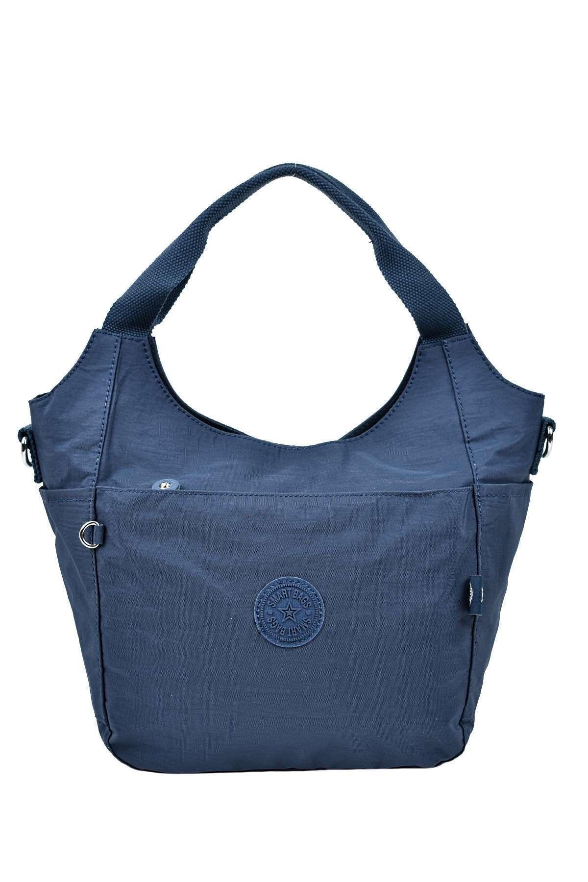 SMART BAGS Omuz Ve El Çantası Lacivert 3079 1