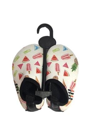 walkie Çocuk Beyaz Melon Plaj Deniz Ayakkabısı