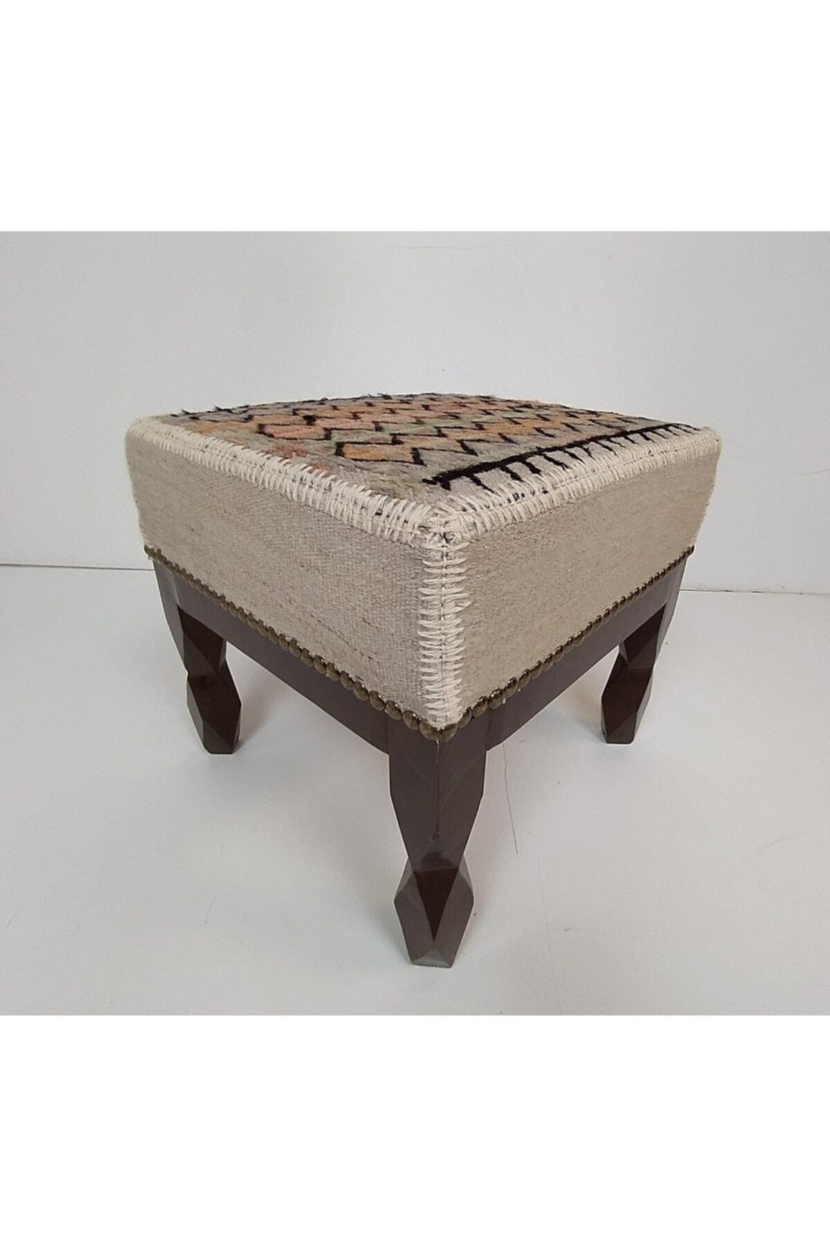 Madalyon El Dokuma Patchwork Puf Bench 2