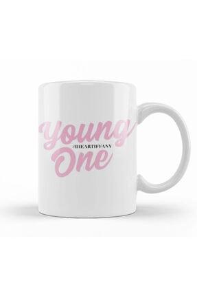 Baskı Dükkanı Tiffany Young Fandom Kupa Bardak Porselen
