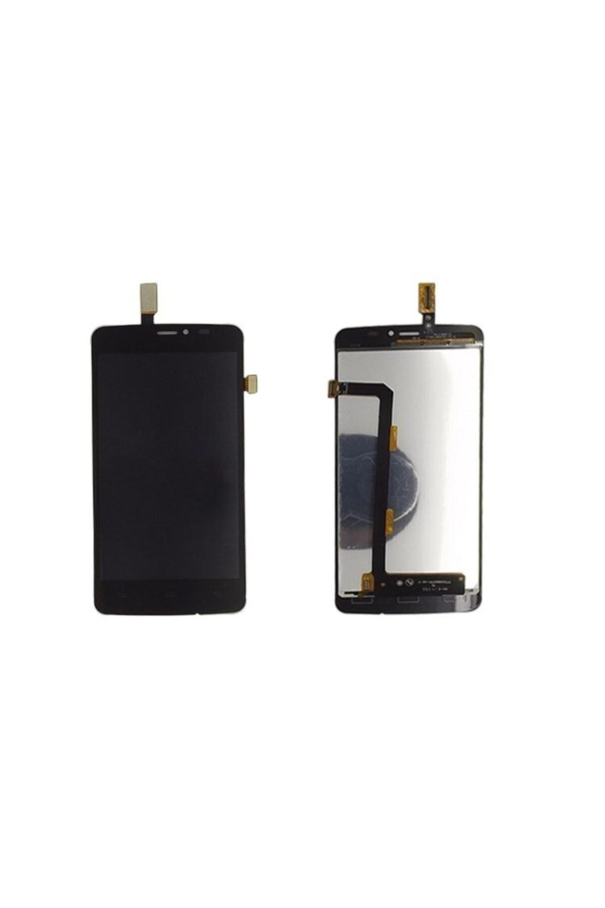 General Mobile Disovery E2 Mini Lcd Ekran Dokunmatik Öncam Çıtası 1