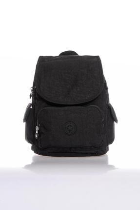 SMART BAGS Kadın Siyah Sırt Çantası Smb1084-0001