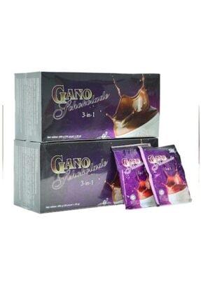 Gano Excel Schokolade 3 Ü 1 Arada Sıcak Çikolata 2 X 600 gr  (2 Adet)