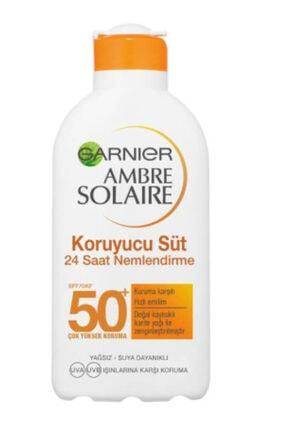 Garnier Ambre Solaire Güneş Sütü Spf 50  200 ml